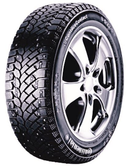Автошина 195/55 R16 Continental ICE CONTACT BD
