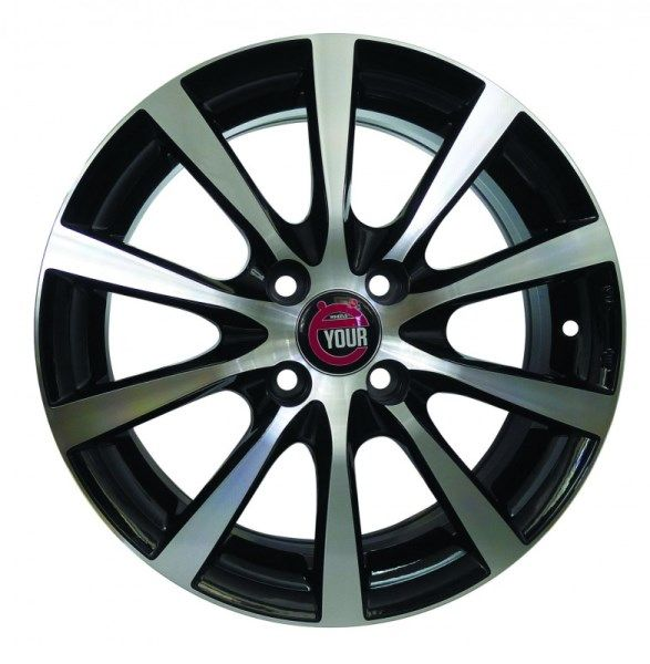 5,5*14 4*98  Ё-Wheels E-14 MBF